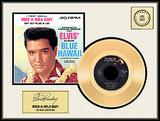 "Elvis Presley - Rock-A-Hula Baby"" Gold Record Framed Memorabilia"