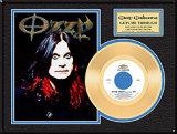 Ozzy Osbourne Framed Memorabilia