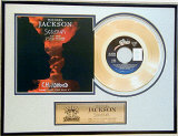 Michael Jackson Framed Memorabilia