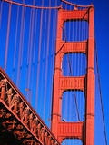 Tower of Golden Gate Bridge Photographic Print by Shubroto Chattopadhyay
