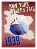 World's Fair, New York, c.1939 Giclee Print