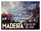 Madeira Giclee Print