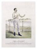John L. Sullivan, Irish Boxer Lámina giclée