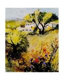 Provence Giclee Print by Pol Ledent