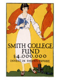Smith College Fund Giclee Print