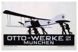 Otto-Werke, Munich Giclee Print