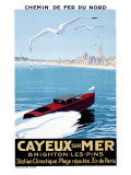 Cayeux Sur Mer Giclee Print by Pierre Commarmond