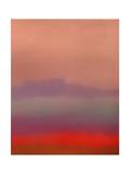 Purple Haze Pôsteres por Ruth Palmer
