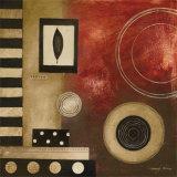 Radius I Posters by Kimberly Poloson