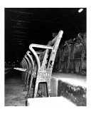 Oldest seats in Baseball Photographic Print by Jason F Wolf