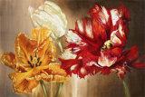 Tulipanes Láminas por Selina Werbelow
