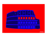 Colosseum Photographic Print by Asbjorn Lonvig