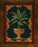 Golden Palm Poster af Gregory Gorham