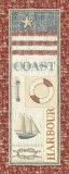 Coastal I Prints by Charlene Audrey