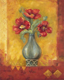 Pandora's Poppies Art by Pamela Gladding