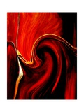 Luscious Red Fotografie-Druck von Ruth Palmer 2