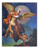 Saint Michael Giclee Print by Svitozar Nenyuk