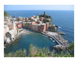 Vernazza Photographic Print by Michael Potter