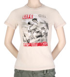 Juniors: Life Magazine - JFK/Jackie O T-shirts