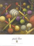 Jacks II Prints by Jill O'Flannery