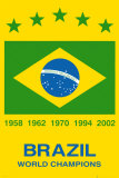 Brasilien Kunstdrucke