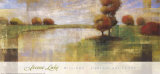 Serene Lake Prints by Albert Williams