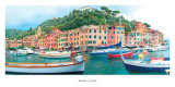 Portofino Posters by Jan Lens