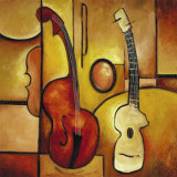 Swing Gitane Prints by Diego Roberto