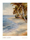 Tropical Retreat Prints by Marc Lucien