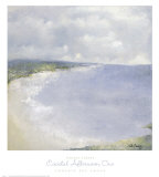 Coastal Afternoon I Poster by Dennis Carney