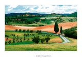 Tuscan Passage Posters by Jan Lens