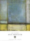 Ante Meridiem II Print by Joel Giovanni