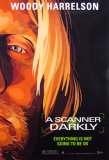 A Scanner Darkly Lámina