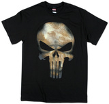 The Punisher, Inga problem T-shirts