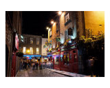 A Night at Temple Bar Photographic Print by Bernard Hymmen