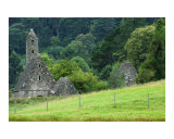 Glendalough Photographic Print by Bernard Hymmen