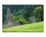 Glendalough Photographic Print by Bernard Hymmen