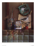 Studio Still Life Prints by James Carter