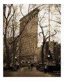 Madison Square Park, Flatiron Building Manhattan-New York Photographic Print by DW labs
