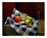 Cupboard Still Life Giclee Print by Doug Strickland