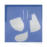 Forms, 2004 Sérigraphie par Carl Abbott