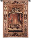 L'Offrande a Bacchus Wall Tapestry