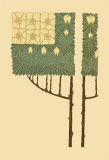 Arts and Crafts Tree III Posters