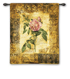Blossoming Elegance I Wall Tapestry by Dougall 