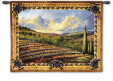 Napa Valley II Wall Tapestry by Steve Butler