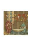 Tapestry Still Life II Affiches par Chariklia Zarris