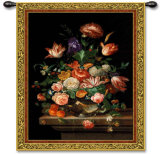 Bouquet of Majesty Wall Tapestry by Riccardo Bianchi