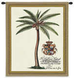 Royal Palm II Wall Tapestry