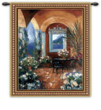 The Veranda Wall Tapestry