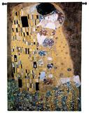 El beso Tapiz por Gustav Klimt